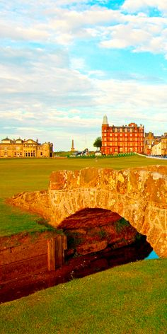 The place where it all began over five centuries ago - The Royal and Ancient St. Andrews Golf Club #Scotland #Golf