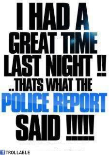» Party level: Police report
