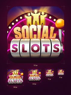 Casino by Zeniz & Social Slots on Behance