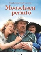Mooseksen perintö   (DVD) 9,95e