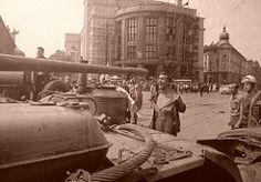 Bratislava, august 1968 by Ladislav Bielik The Warsaw Pact invasion of Czechoslovakia was a joint invasion of Czechoslovakia by four Warsaw Pact nations – the Soviet Union, Bulgaria, Hungary and. Warsaw Pact, Bratislava, Soviet Union, Bulgaria, Hungary, Troops, Poland, Street View, History