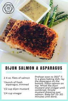 We love this simple salmon recipe for any time of year. The omega 3 fatty acids in salmon are good fats that help insulate your organs and make your hair soft and shiny :) Get more recipes at 3sfit.com