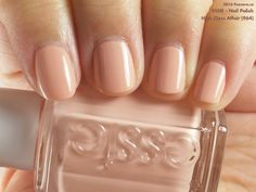 Collection: Essie 2016 Spring Essie's Spring 2016 collection contains six shades that are all creams: totally my bag! I made a trip down to my favorite beauty supply and snagged four shades: …