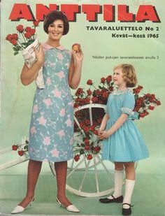 Anttila, Tavaraluettelo 1965
