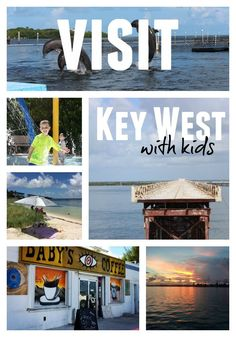 Visiting the Florida Keys with Kids? Tips for what to do from Key West to Marathon, FL.