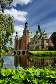 Fredericksburg palace is a castle located in Denmark. It was built by  King Christian IV.
