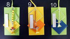 1/5/10 Geschenkanhänger♥Schutzengel♥Tag♥Papieranhänger♥Schlüsselanhänger♥Nr.77