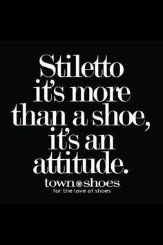 Stilleto TRUTH!