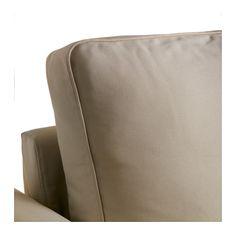 BACKABRO Sofá cama con chaiselongue, Tygelsjö beige Tygelsjö beige -
