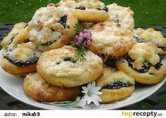 Nekynuté mini koláčky recept - TopRecepty.cz