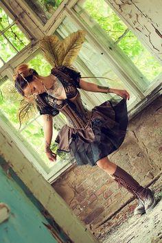 Steampunk Fairy http://pin.it/Uu7OOz3