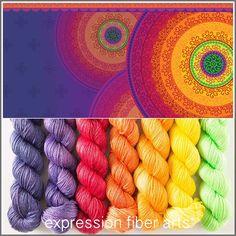 A Positive Twist on Yarn Expression Fiber Arts, Hedgehog Fibres, Yarn Stash, Knitting Yarn, Knitting Ideas, Yarn Colors, Colours, Hand Dyed Yarn, Rainbow Colors