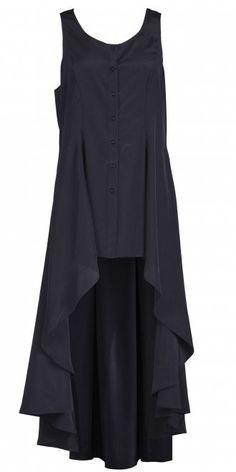 "Hebbeding Black ""Nation"" Flamboyant Shirt   code:Hebbeding 111-080 $181.55"