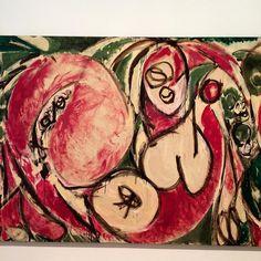 Lee Krasner #witneymuseum #nyc