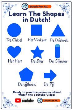 Dutch Phrases, Dutch Words, Travel Netherlands, Dutch Netherlands, Dutch Language, German Language Learning, Learn Dutch, Learn German, Dutch People