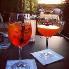 ...LiDì in Wonderland ♥: My instagram weekend! ♥ #Aperitif #Martini #Spritz #AperolSpritz :)