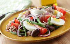 Nizzan salaatti on maistuva klassikko - The Voice