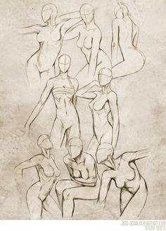 Desenho Artístico: Corpo Humano