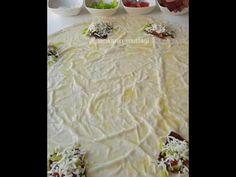 Fırında Çıtır Paçanga Böreği Tarifi