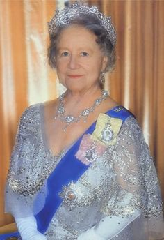 Royal Jewels of the World Message Board: Queen Elizabeth the Queen Mother gallery
