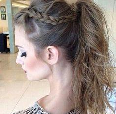 Long Hair Hairstyles - Peinados Cabello Largo