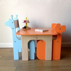 With an exclusive design we offer magical furniture with different styles and options to décor children's room. Click to see our magical seating options!