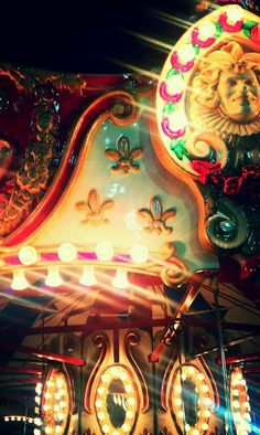 carousel photography