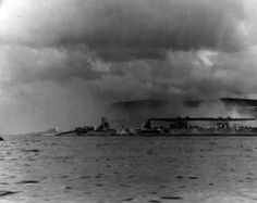 80-G-32759: Japanese Attack on Pearl Harbor, December 7, 1941. U.S. aircraft destroyed as a result of the Japanese bombing. (9/9/2015).