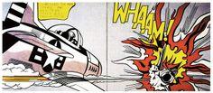 Roy Lichtenstein - WHAAM!