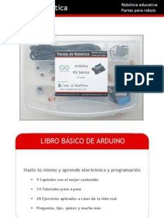 Conceptos básicos de micro controladores: Conociendo a Arduino. Manual Arduino, Arduino Pdf, Cnc Router, Software, Usb, Pasta, Metals, Arduino Display, Control Flow