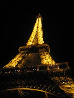Everyone should go to Paris at least once. I'm going back again.......
