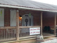 Lake James Cellars and Old Mill Antiques in Glen Alpine