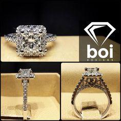 #engagementring #diamondboi