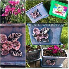 Ő virágtartóvá lett Succulents, Plants, Handmade, Hand Made, Succulent Plants, Plant, Planets, Handarbeit