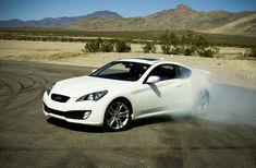 2012 #Hyundai Genesis Coupe: 6 speeds regardless of manual or auto transmission