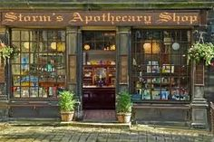 Storm's Apothecary Shop....in love with this!!!!!!!!!!!!!