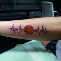 40+ Sporty Types of Basketball Tattoos — Famous Celebs Check more ...