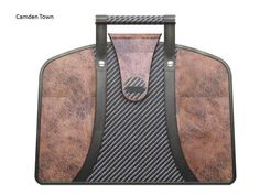 LOndOnO Carbon Fibre Briefcases & Accesories by mauricio londono, via Behance