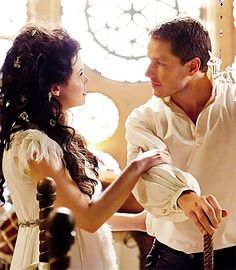 Once Upon A Time: Snow White & Prince Charming
