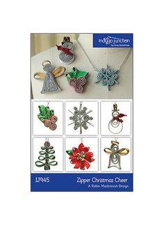 Zipper Christmas Cheer | McCall's Patterns