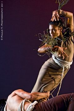 Dancing Earth Creations. Indigenous dance company based in Santa Fe and San Francisco.