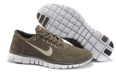 brand new 58013 8e8a5 Nike Free 3.0 V2 Femme Anti Fur Chaussures Brunes Blanche Nike Sweatpants,  Nike Leggings,