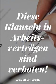 Klauseln in Arbeitsverträgen: Nicht alle sind zulässig - Pinca Abnormal Psychology, Birthday Presents For Mum, Job Motivation, Neuer Job, College Classes, Technology Updates, Buisness, Business Travel, Cheat Sheets