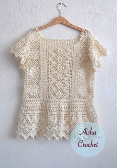 Crochet boho by Aisha Crochet