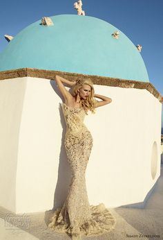 couture blue wedding gowns | 2011 Couture Wedding Dresses by Shady Zeineldine | Wedding Inspirasi