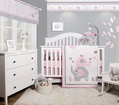10 Best Baby Crib Sets for Girls - Best Deals for Kids