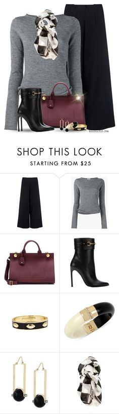 """Still my favorite bag!"" by houston555-396 ❤ liked on Polyvore featuring C/MEO COLLECTIVE, Acne Studios, Anya Hindmarch, Gucci, Fornash, INC International Concepts, May Moma and Salvatore Ferragamo"