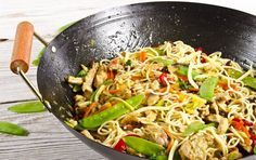 Today I show you how to correctly make a delicious, healthy stir fry. Stir Fry's are an extremely popular dish to make. Asian Recipes, Healthy Recipes, Ethnic Recipes, Cooking Stir Fry, Healthy Stir Fry, Stir Fry Recipes, International Recipes, Meal Planning, Fries