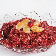 Cranberry-Jalapeno Relish Recipe : Cooking.com Recipes