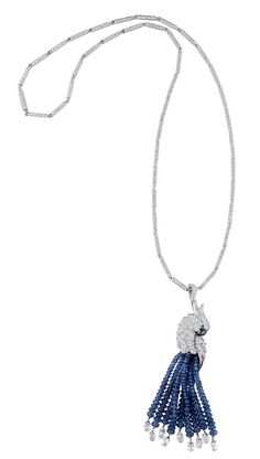 Cartier Parrot Necklace